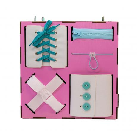 Бизи-Куб 2bee розовый