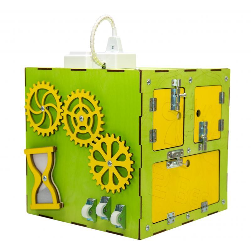 Бизи-Куб 2bee со светом зеленый фото