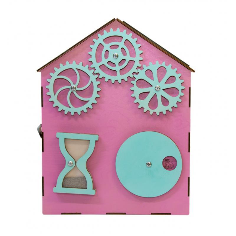 Бизи-Дом 2bee розовый фото