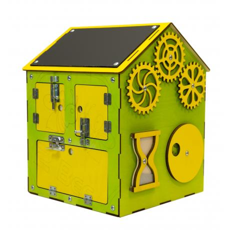 Бизи-Дом 2bee зеленый