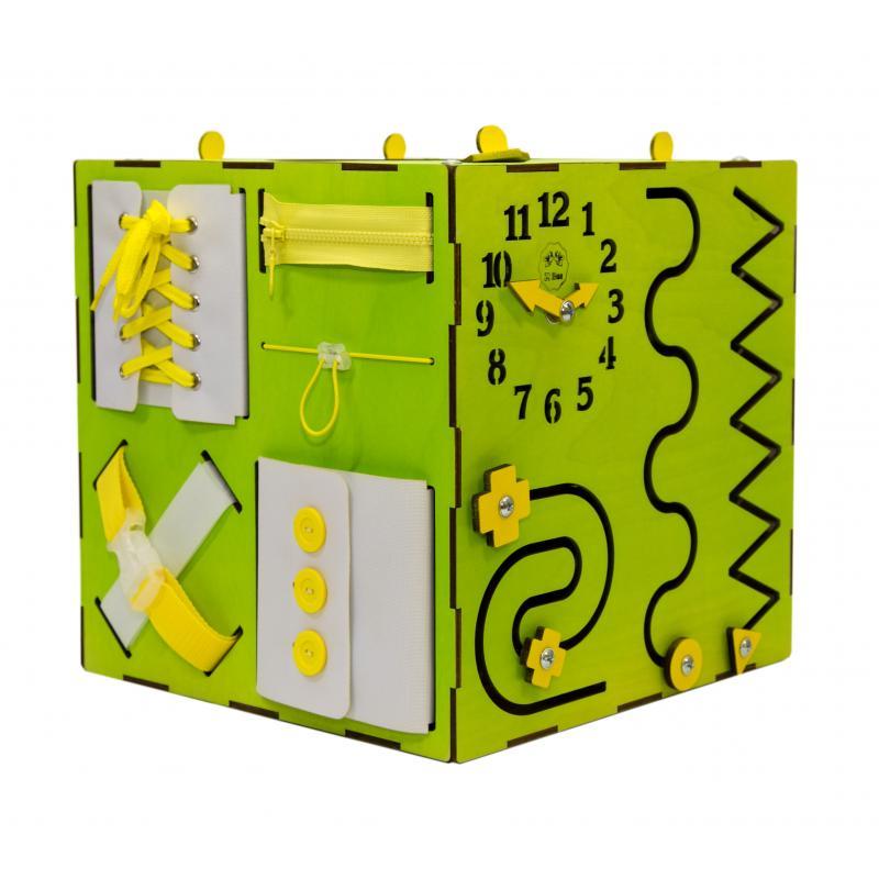 Бизи-Куб 2bee зеленый фото