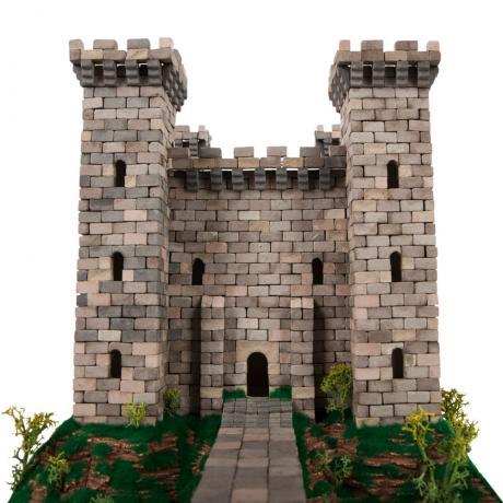 Конструктор из кирпичиков AlexTerra Рыцарский замок