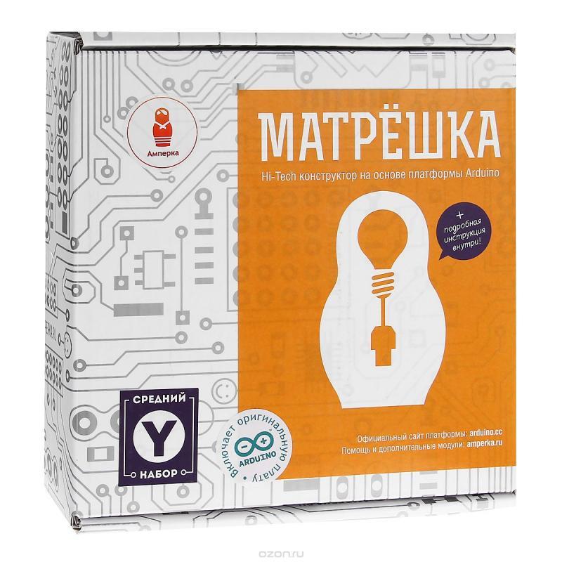 Электронный конструктор Амперка Матрешка Y (Iskra) фото