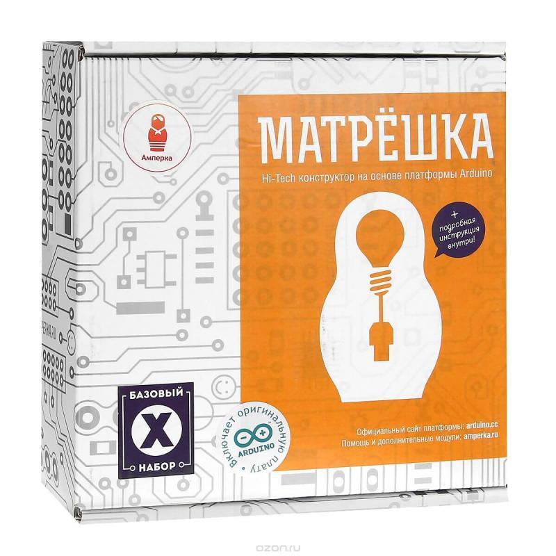 Электронный конструктор Амперка Матрешка X фото