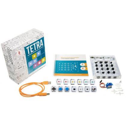 Электронный конструктор Амперка Tetra