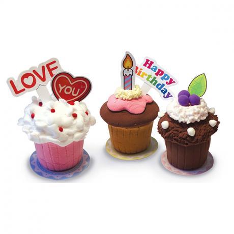 Набор мягкого пластилина Angel Clay Мини Кекс (Mini Cup Cake)