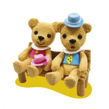 Набор мягкого пластилина Angel Clay Мишки Тедди (Teddy Bear)