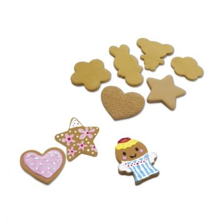 Набор мягкого пластилина Angel Clay Сахарное печенье (Icing Cookies)