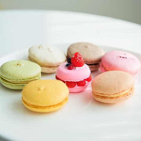 Набор для творчества Angel Sweets Малиновый макарон (Raspberry Macaron)
