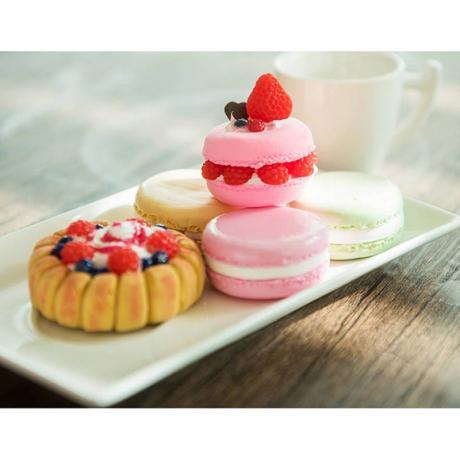 Набор для творчества Angel Sweets Ягодный торт (Berry Tart)