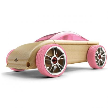 Автомобиль-конструктор Automoblox Mini C9p sports car