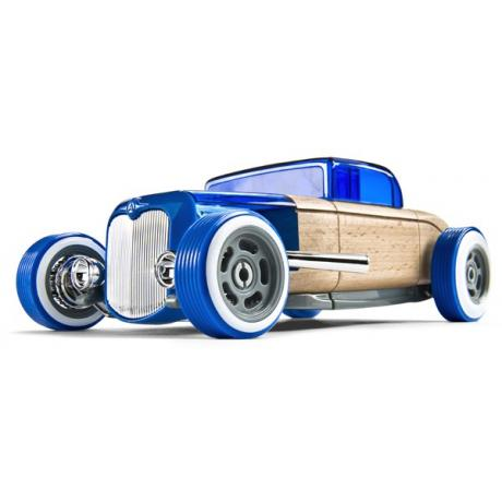 Автомобиль-конструктор Automoblox Mini Hot Rod HR3