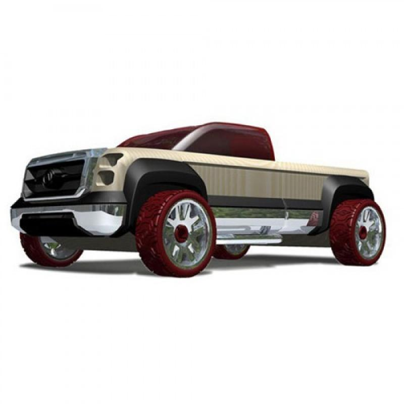 Автомобиль-конструктор Automoblox Mini T900 truck фото