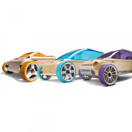 Набор из 3 машин Automoblox Mini A9-S/X9-X/M9