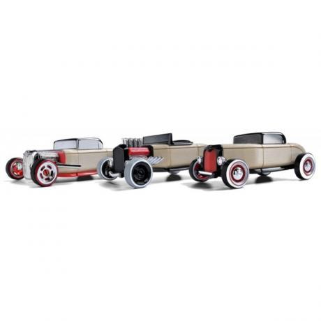 Набор из 3 машин Automoblox Mini Hot Rod