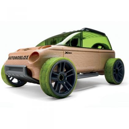 Конструктор-машина Automoblox Mini X9-X