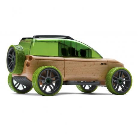 Конструктор-машина Automoblox Mini X9-X