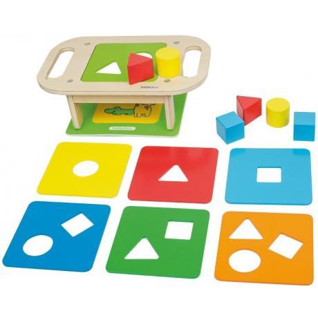 Развивающая игрушка Beleduc - Столик-Сортер