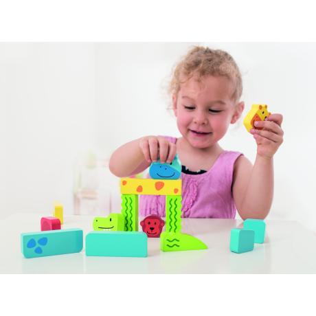 Развивающая игрушка Beleduc - Зоопарк