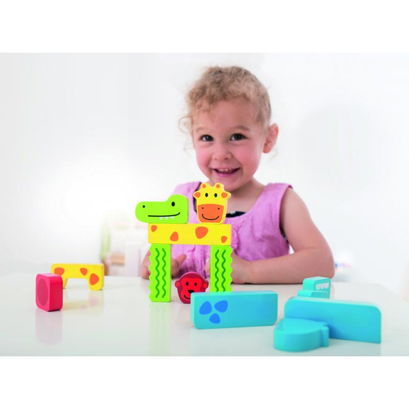Развивающая игрушка Beleduc - Зоопарк фото