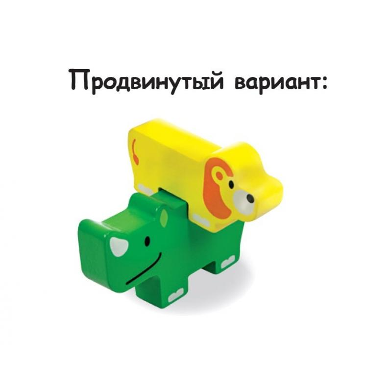 Развивающая игрушка Beleduc - Забавная компания фото