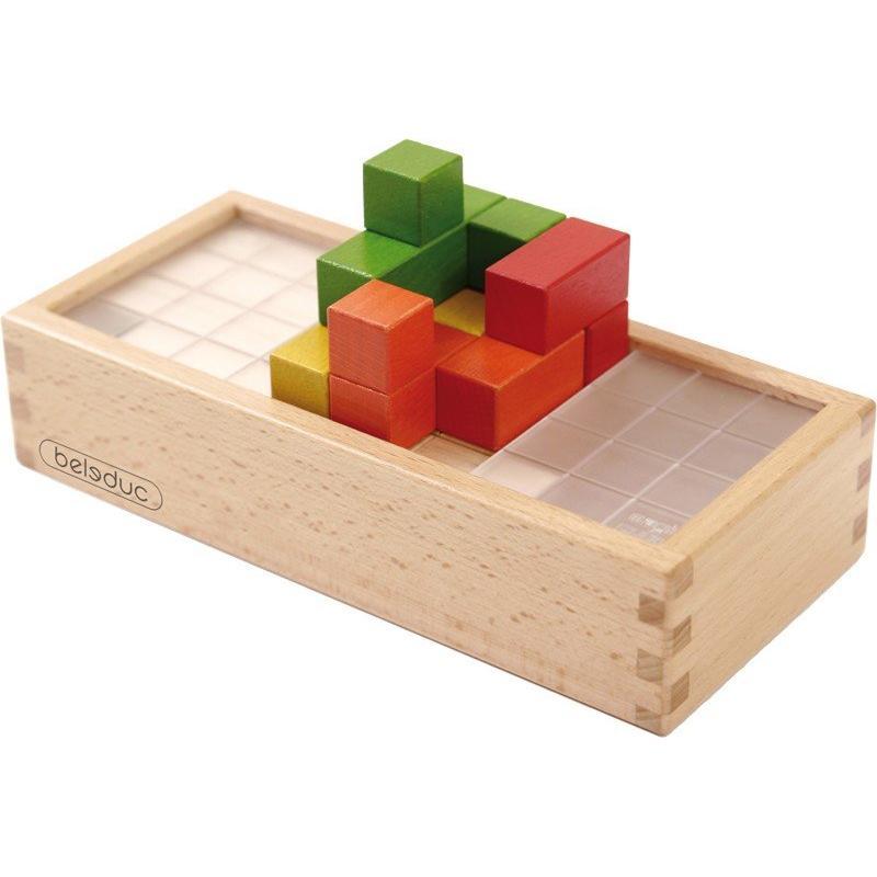 Развивающая игра Beleduc - Магический куб фото