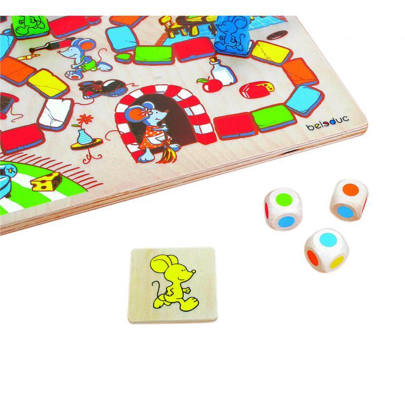 Развивающая игра Beleduc - Пипс и Бетси фото