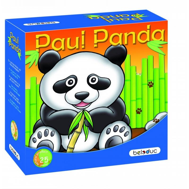 Развивающая игра Beleduc - Веселая панда фото