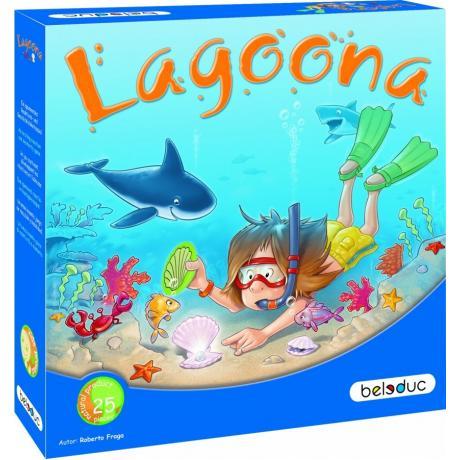 Развивающая игра Beleduc - Лагуна