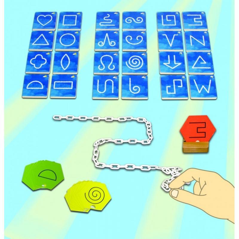 Развивающая игра Beleduc - Кумуло фото
