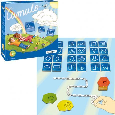 Развивающая игра Beleduc - Кумуло
