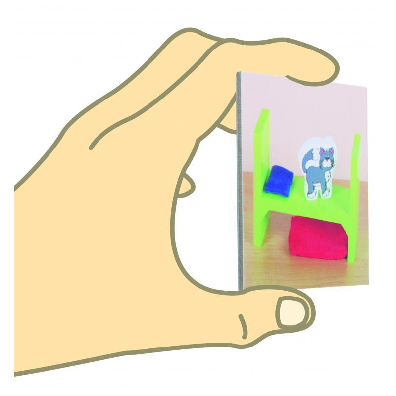 Развивающая игра Beleduc - Найди кота Монти! фото