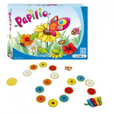 Развивающая игра Beleduc - Бабочка Папилио