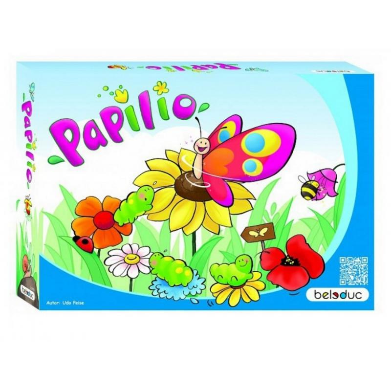 Развивающая игра Beleduc - Бабочка Папилио фото