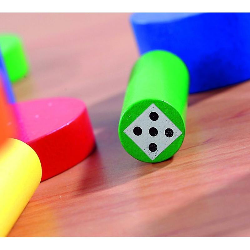 Развивающая игра Beleduc - Башенки фото