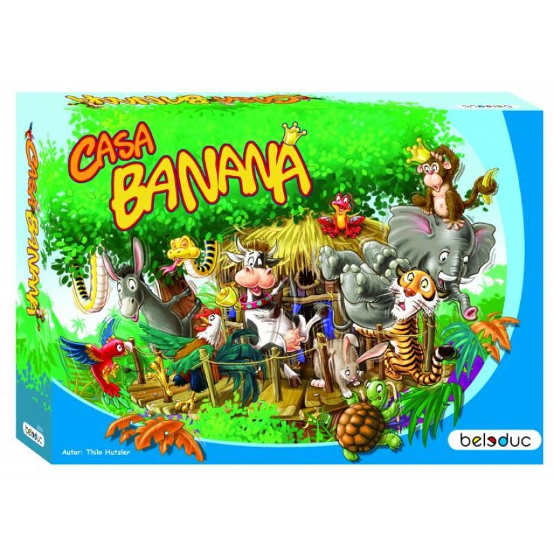 Развивающая игра Beleduc - Каса Банана фото
