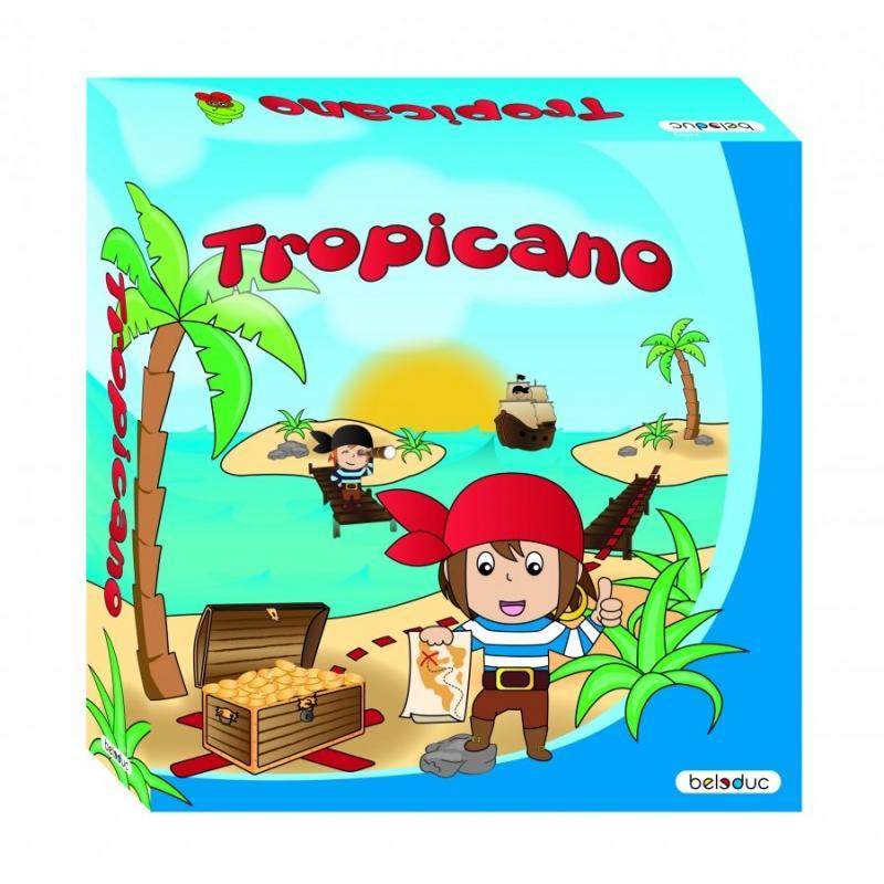 Развивающая игра Beleduc - Тропикана фото
