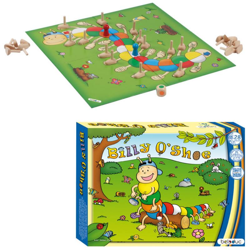 Развивающая игра Beleduc - Билли О'Шу фото