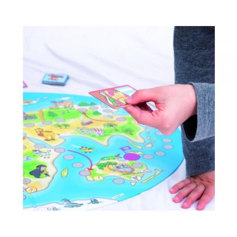 Развивающая игра Beleduc - Травелино фото