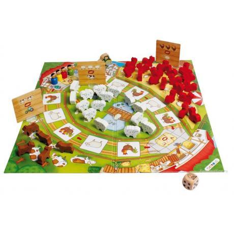 Развивающая игра Beleduc - Веселая ферма 2