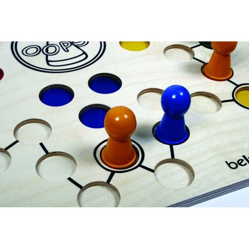 Развивающая игра Beleduc - Оопс! фото