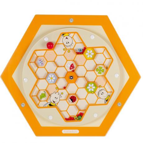 """Настенный игровой элемент """"Пчелы. Пыльца"""""""