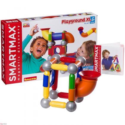 Магнитный конструктор Bondibon SmartMax - Большая игровая площадка