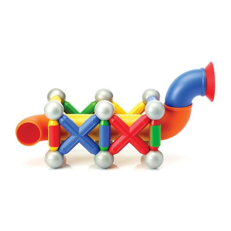 Магнитный конструктор Bondibon SmartMax - Детская площадка фото