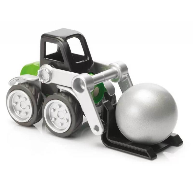 Магнитный конструктор Bondibon SmartMax - Мощная техника фото