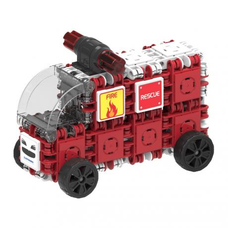 Конструктор CLICFORMERS 802003 Rescue set 73 детали