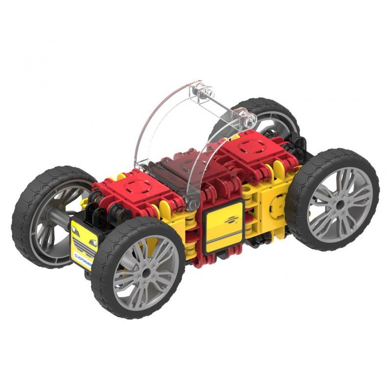Конструктор CLICFORMERS 803001 Speed Wheel set 34 детали фото