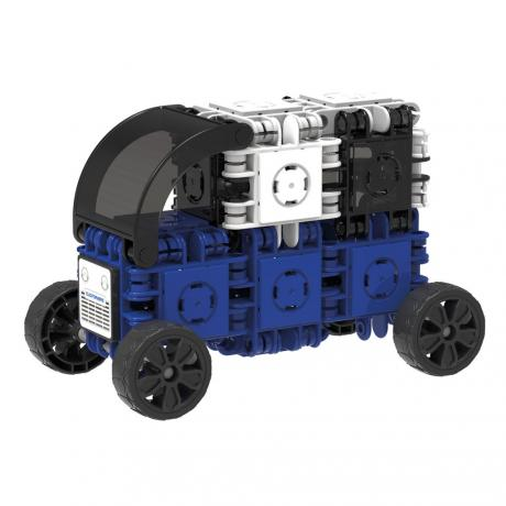 Конструктор CLICFORMERS 804002 Transportation set mini 30 деталей