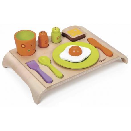Развивающая игра Classic World Веселый завтрак