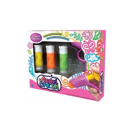 Набор для рисования Angel Cream Мини-сет (Mini Set), 3 цвета